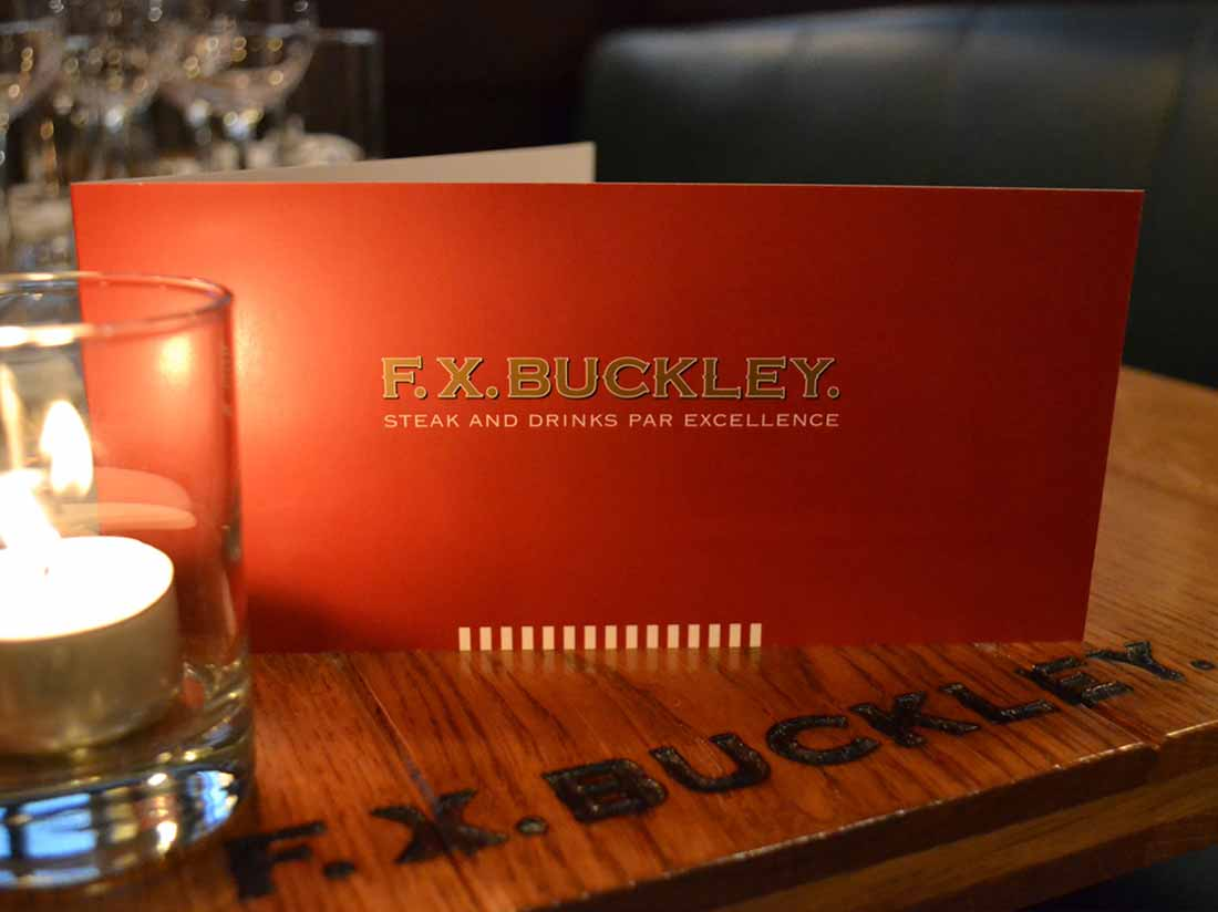 FXBuckley Voucher