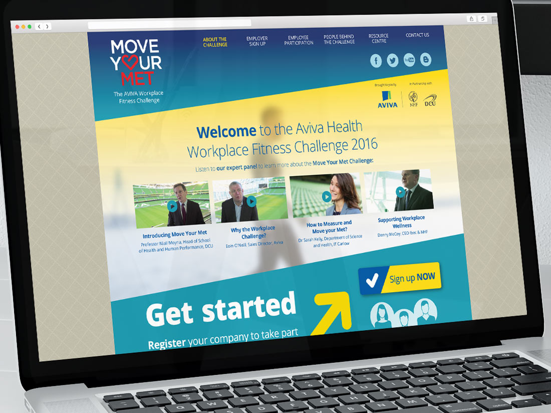 Move Your MET website