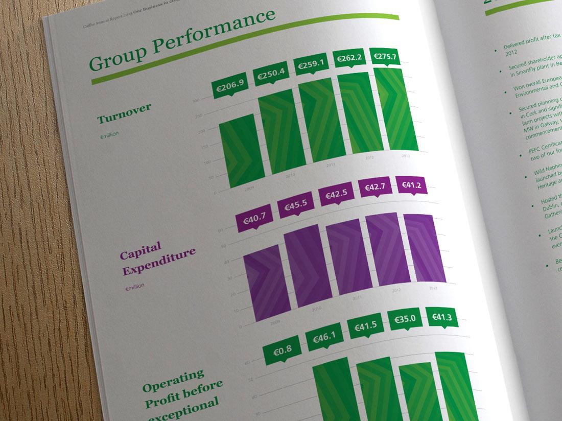 Coillte Annual Report 2013 detail