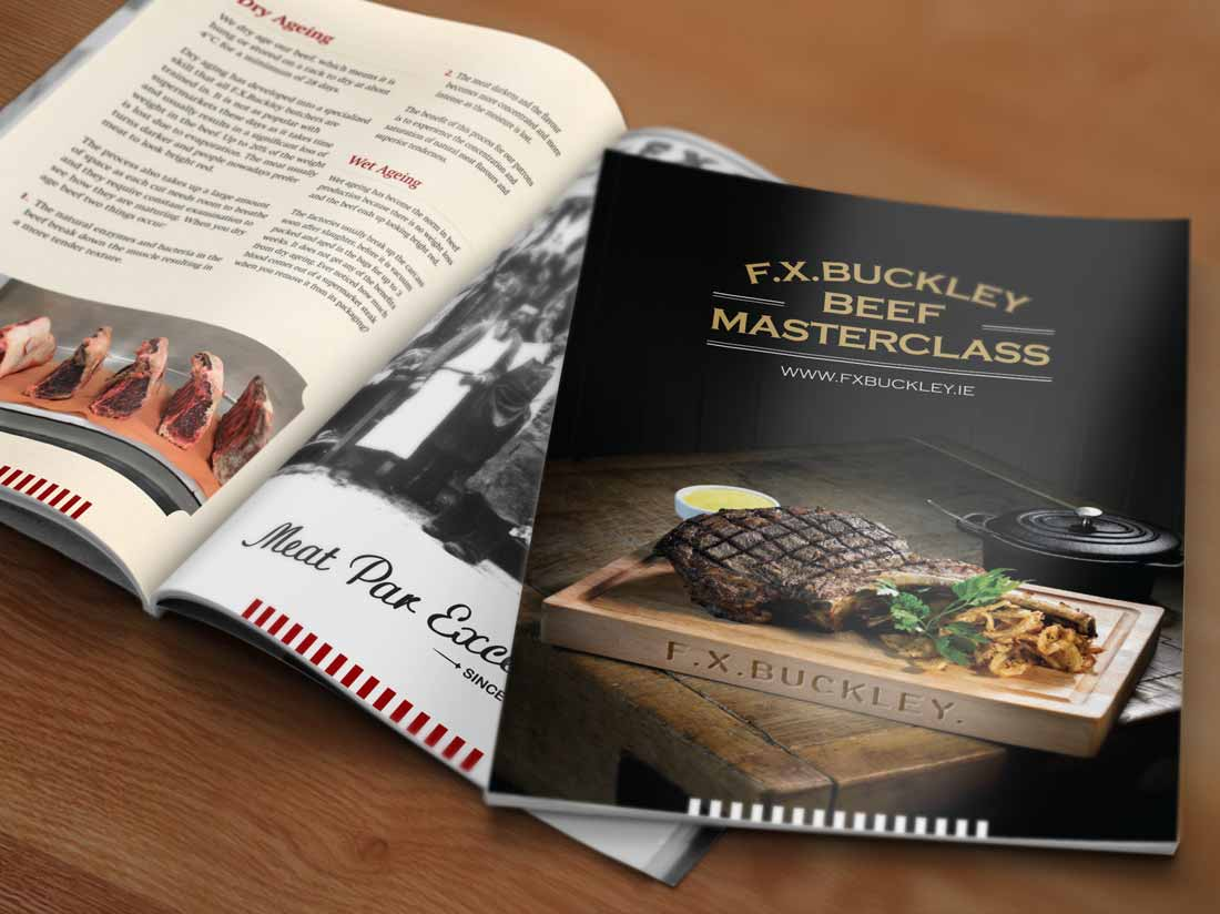 FXBuckley Masterclass booklet