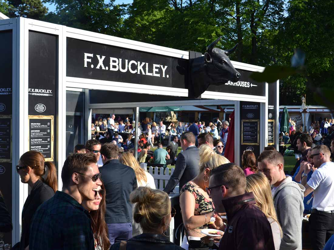 FXBuckley Taste of Ireland 2015
