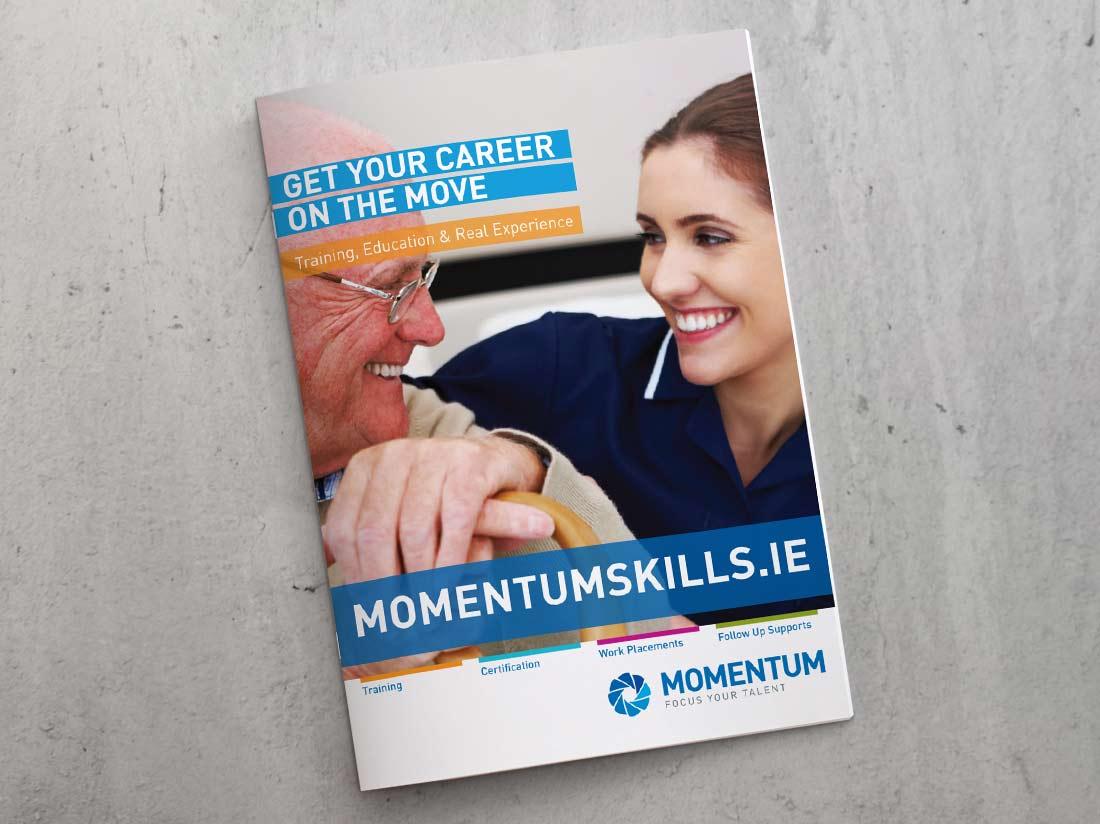 Momentum leaflet
