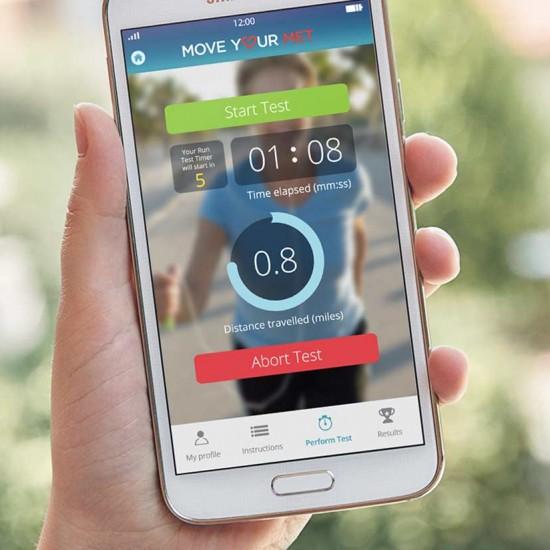 Move Your MET app